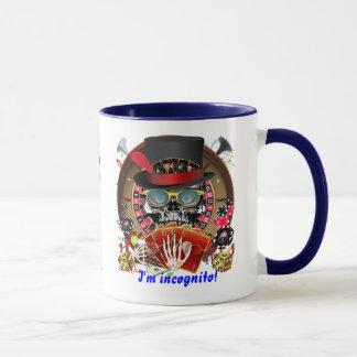 incognito マグカップ