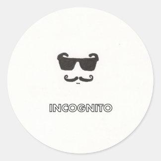 incognito ラウンドシール