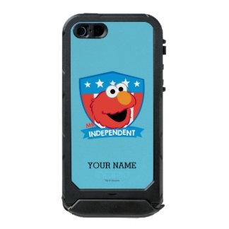 Independent Elmo氏は あなたの名前を加えます ウォータープルーフiPhone SE/5/5sケース