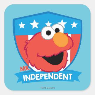 Independent Elmo氏 スクエアシール