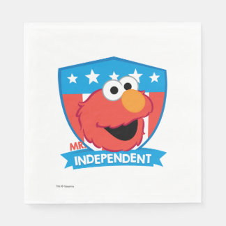 Independent Elmo氏 スタンダードランチョンナプキン
