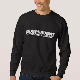 INDEPENDENT LAWNCARE COMPANYの引き スウェットシャツ
