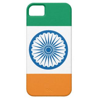 Indinの旗のiphone 5の場合 iPhone SE/5/5s ケース