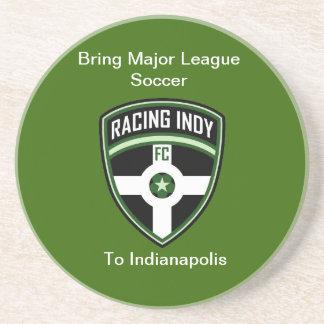 Indyの緑のコースターの競争 コースター