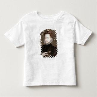 InfantaのイザベラクララのEugenia トドラーTシャツ