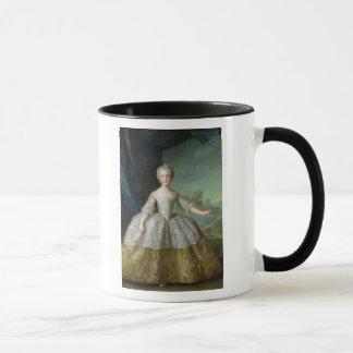 InfantaイサベルdeフルホンParme 1749年 マグカップ