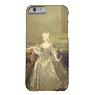 Infantaマリアアナビクトリアde Borbonn 1724年(油 Barely There iPhone 6 ケース