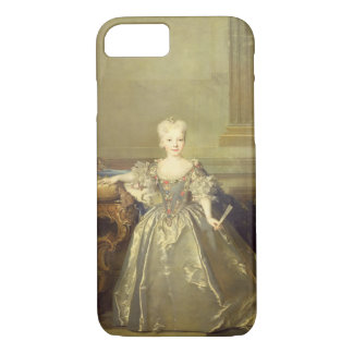 Infantaマリアアナビクトリアde Borbonn 1724年(油 iPhone 8/7ケース