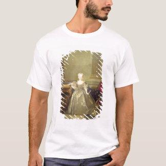 Infantaマリアアナビクトリアde Borbonn 1724年(油 Tシャツ