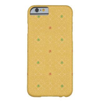 Infiniti Omのカスタマイズ可能な背景 Barely There iPhone 6 ケース