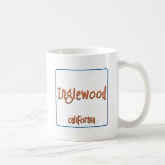 InglewoodカリフォルニアBlueBox コーヒーマグカップ
