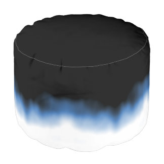 Inkblotのグラデーションな青 プーフ