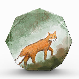InkyFox 表彰盾