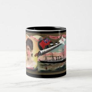Inmanライン広告カード ツートーンマグカップ