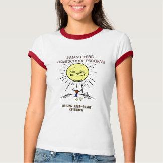 Inman雑種のHomeschoolプログラムワイシャツ Tシャツ