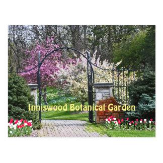 """INNISWOODの春時間"" (WESTERVILLE、オハイオ州) ポストカード"