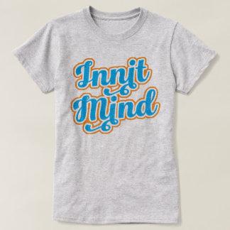 Innitの心のブリストルBristolianの俗語のTシャツ Tシャツ