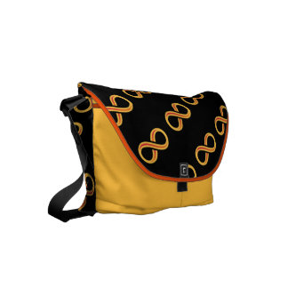 Innov8tiveの栄養物 スモールメッセンジャーバッグ