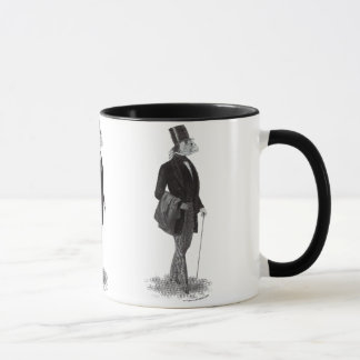 Innsmouthのlovecraftの紳士 マグカップ