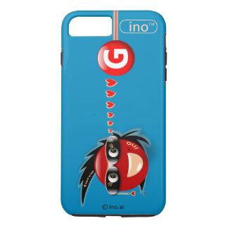 Ino G力の社会的なスーパーモデルのiPhone 7のプラスの場合 iPhone 8 Plus/7 Plusケース