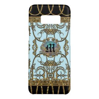 Inoubliableの歓喜のかわいらしいVIIIユニークなモノグラム Case-Mate Samsung Galaxy S8ケース