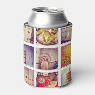 Instagramのあなた自身のクーラーボックスを作成して下さい 缶クーラー