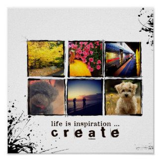 instagramの写真ポスター ポスター