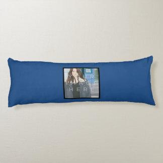 Instagramの2写真の青くカスタムな抱き枕 抱き枕