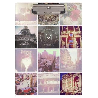 Instagramカスタムな12の写真 クリップボード