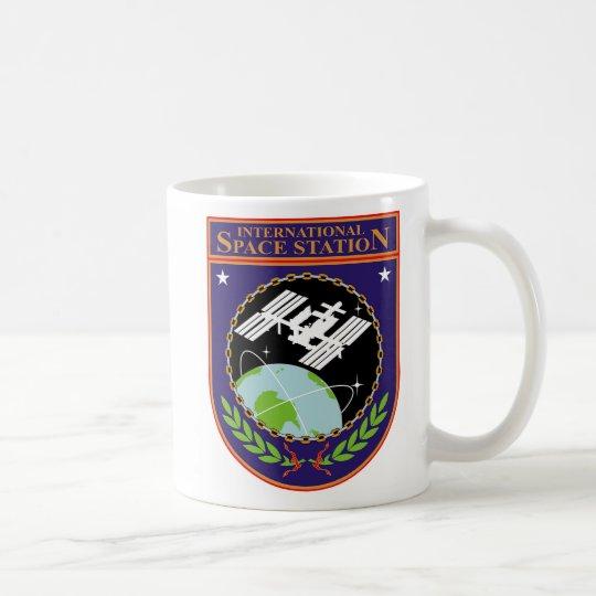 International Space Station コーヒーマグカップ