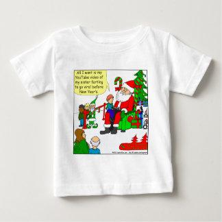 internet.pngのガスのビデオを渡しているx16姉妹 ベビーTシャツ