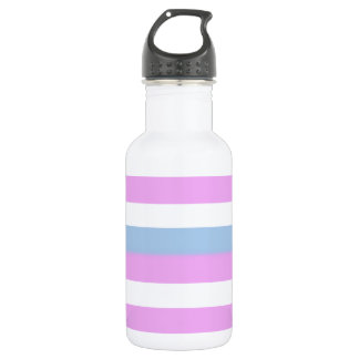 Intersexのプライドの旗 ウォーターボトル