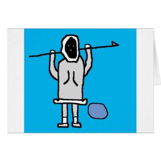 Inupiaqの人Chillin カード