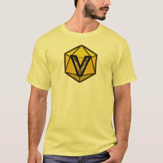 INVICTUS T-Shirt - Yellow Team Tシャツ