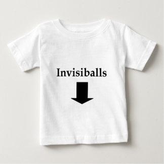 Invisiballs #2 ベビーTシャツ