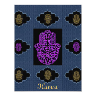 Invitation*Hamsa*Event カード