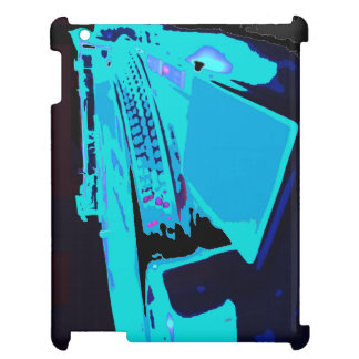 iPadか小型か網膜か空気またはすべてのiPadsのターンテーブルの芸術 iPad カバー