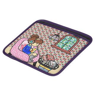 iPadのためのカバー iPadスリーブ