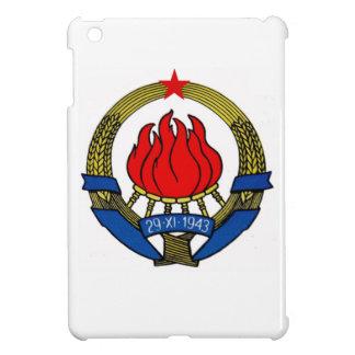 iPadのためのユーゴスラビアの例 iPad Mini Case