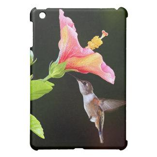 iPadのハチドリの例 iPad Miniケース