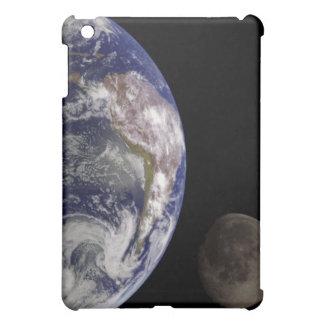 IPadの地球および月の箱 iPad Mini Case