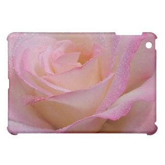 Ipadの場合の美しいピンクのバラ iPad Mini Case