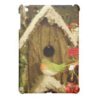 Ipadの場合の鳥及び鳥の家 iPad Miniカバー