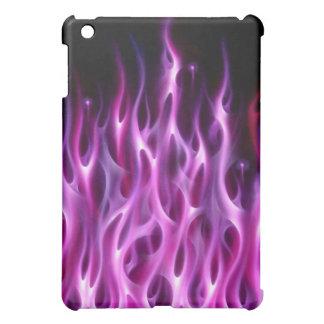 iPadの場合-すみれ色の炎のインフェルノ iPad Miniカバー
