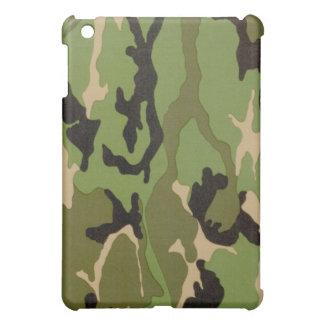 iPadの場合-カムフラージュ-森林 iPad Mini Case