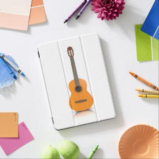 iPadの空気または空気2頭が切れるなカバークラシカルなギター iPad Air カバー