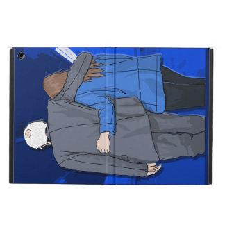 iPadの空気ベルニーNジェーン愛 iPad Airケース