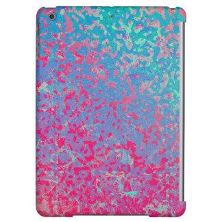 iPadの空気箱のカラフルは背景を腐食しました iPad Airケース