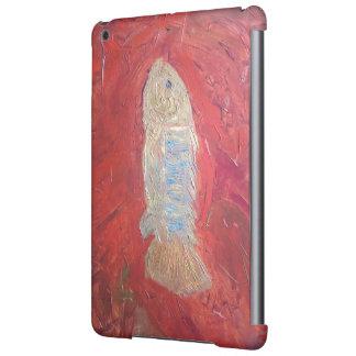 iPadの空気箱「化石のFish