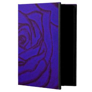 iPadの空気2のための青いネオンのばら色の箱 Powis iPad Air 2 ケース
